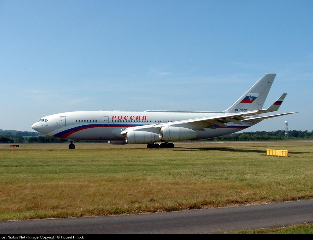 RA-96012 - Ilyushin IL-96-300PU - Russia - State Transport Company