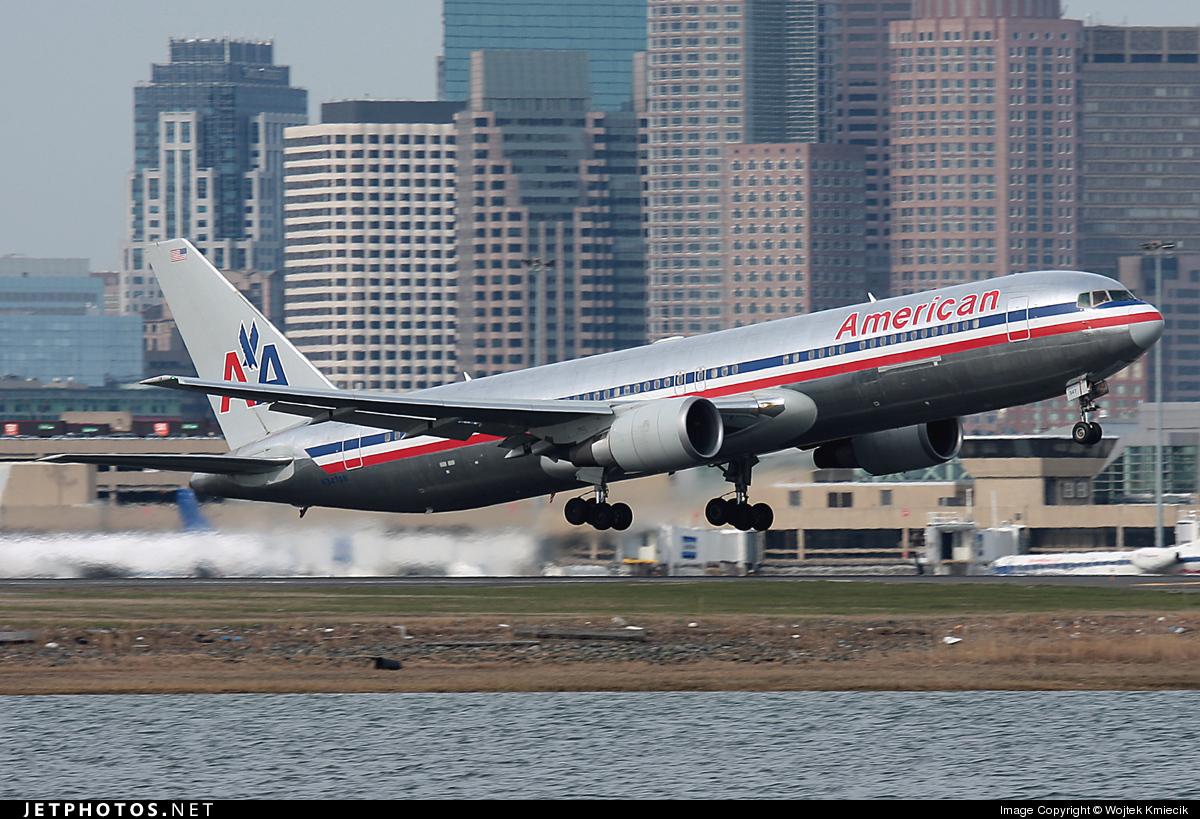N347AN - Boeing 767-323(ER) - American Airlines