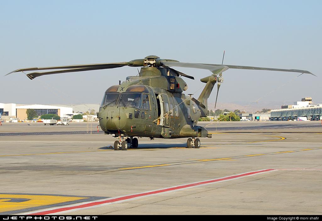 ZJ138 - Agusta-Westland Merlin HC.3 - United Kingdom - Royal Air Force (RAF)