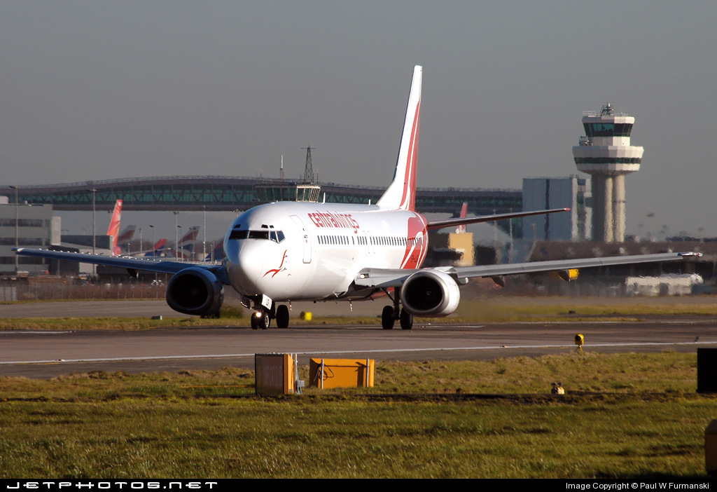 SP-LLG - Boeing 737-45D - Centralwings