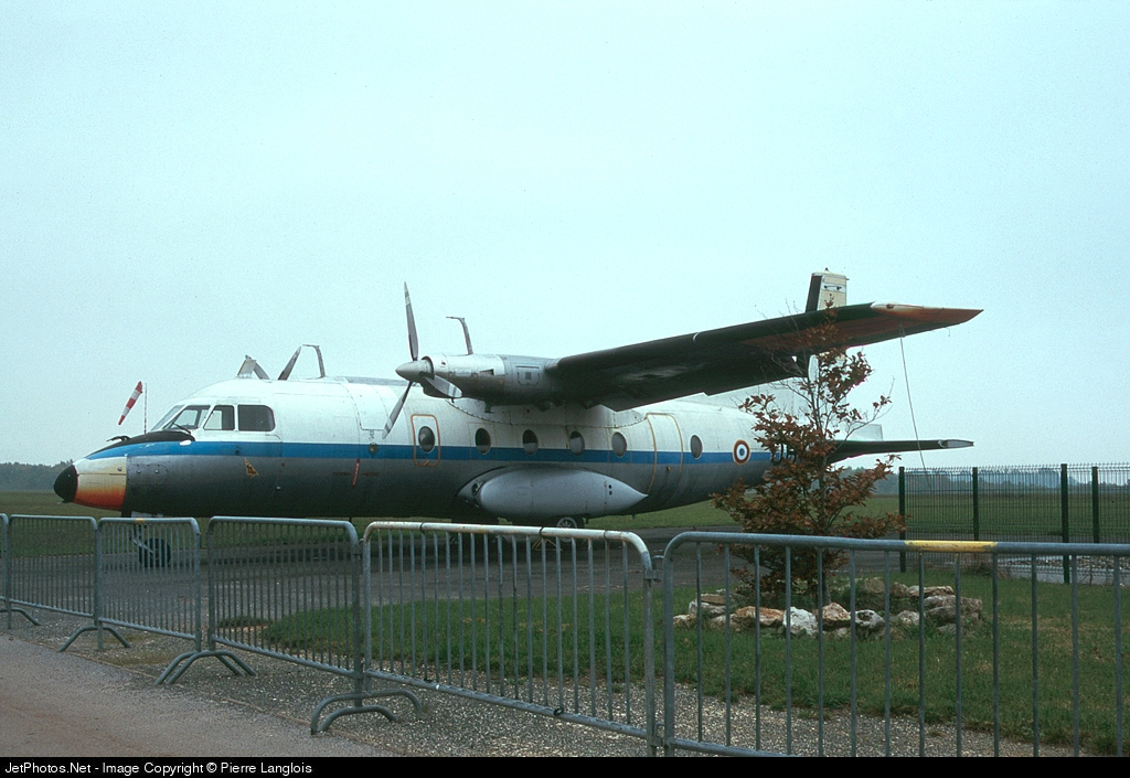 3 - Nord N-262A - France - Air Force