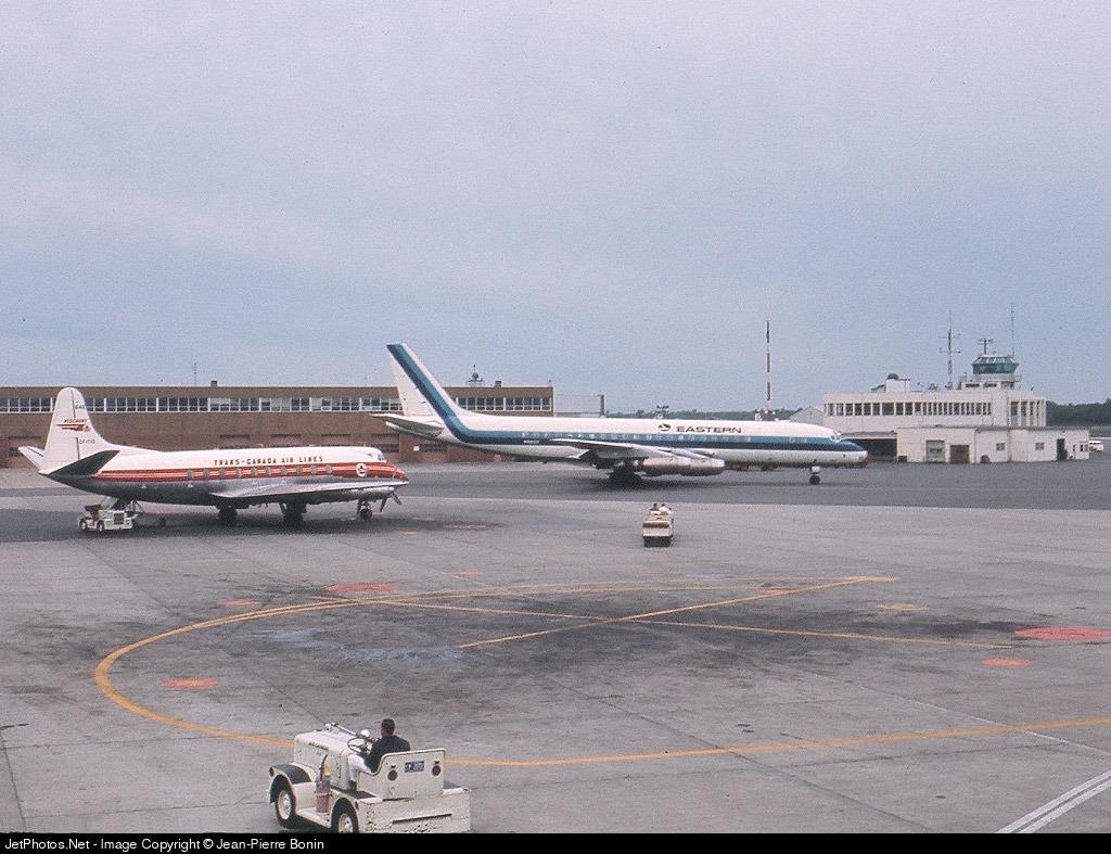 CF-TIG - Vickers Viscount 757 - Trans Canada Airlines (TCA)