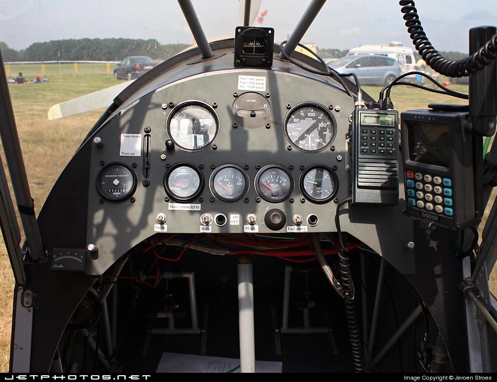 OO-E22 - Ultracraft Calypso 2 - Private