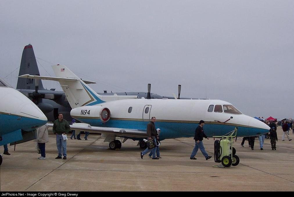 N94 - British Aerospace BAe 125-800A - United States - Federal Aviation Administration (FAA)