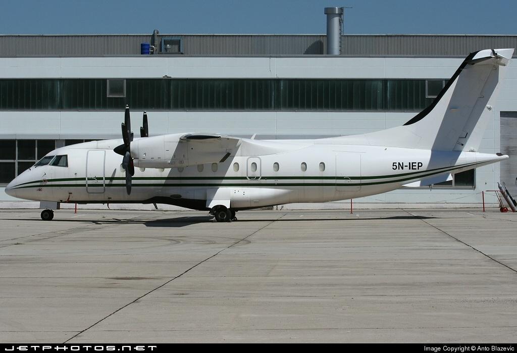 5N-IEP - Dornier Do-328-110 - DANA - Dornier Aviation Nigeria