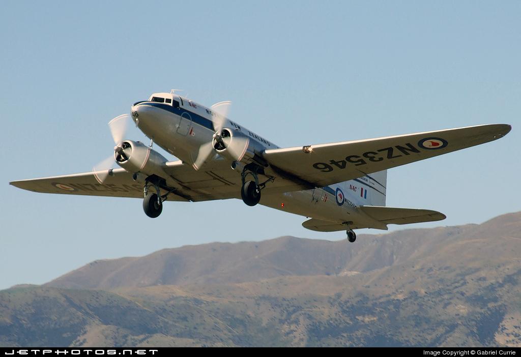ZN-DAK - Douglas C-47B Skytrain - Private