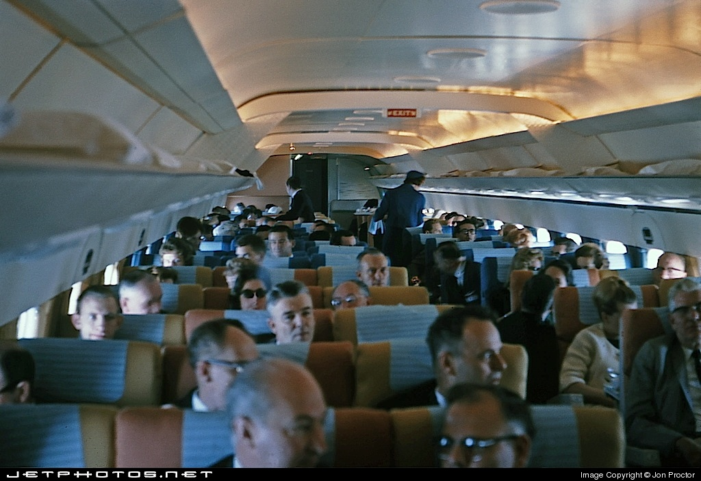 N8007U - Douglas DC-8-51 - United Airlines