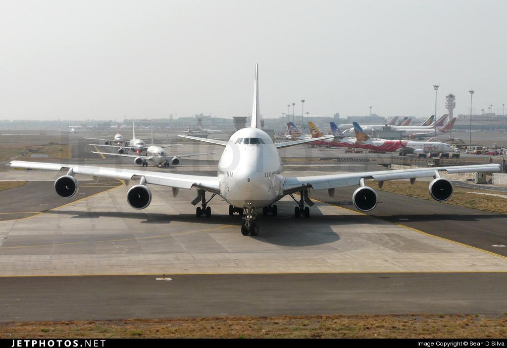 J2-LBB - Boeing 747-238B - Iran Air