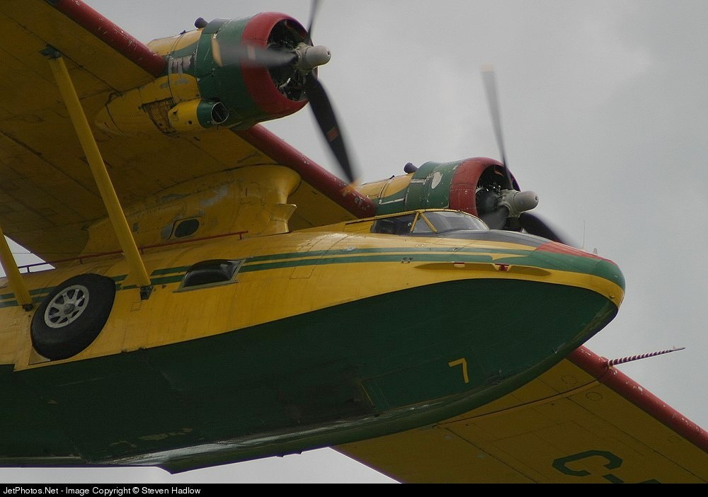 C Fnjf Canadian Vickers Pby 5a Canso Private Steven Hadlow