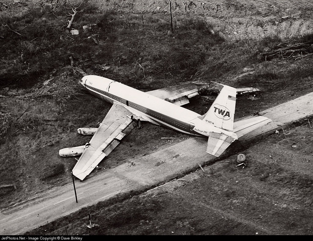 N742TW - Boeing 707-131 - Trans World Airlines (TWA)