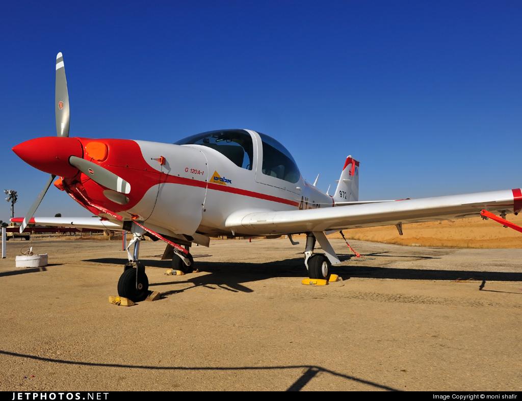 972 - Grob G120A-1 Snunit - Israel - Air Force