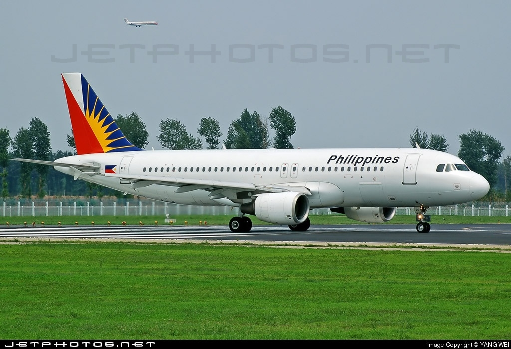 RP-C3225 - Airbus A320-214 - Philippine Airlines