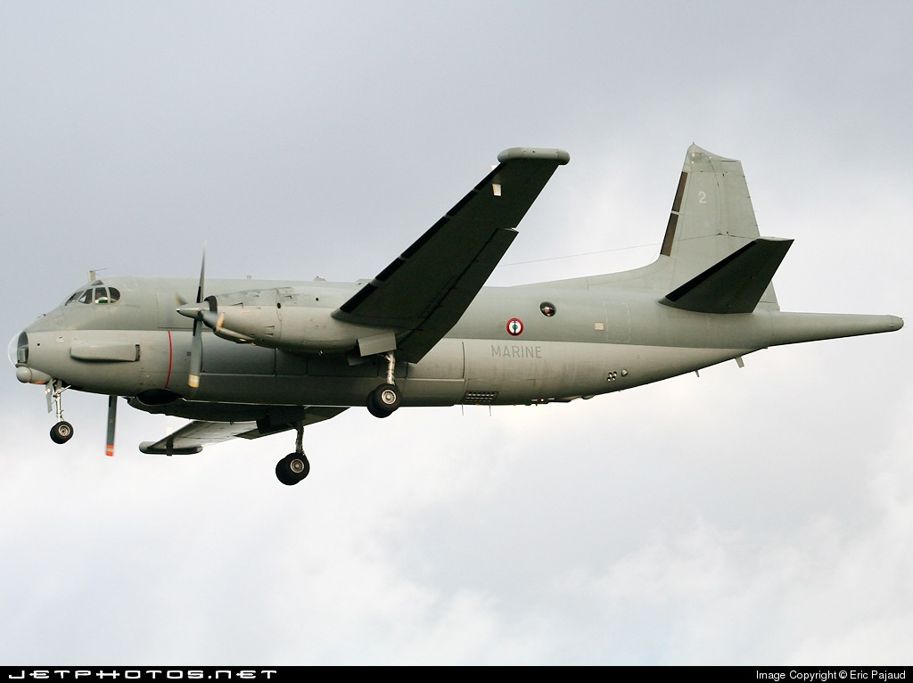 2 - Breguet 1150 Atlantic - France - Navy