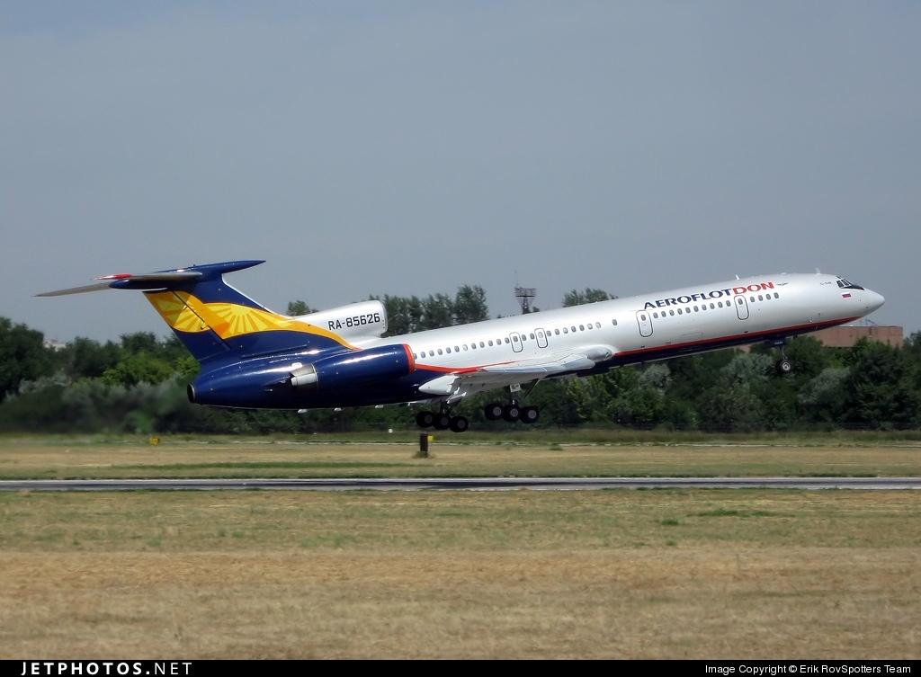 RA-85626 - Tupolev Tu-154M - Aeroflot-Don