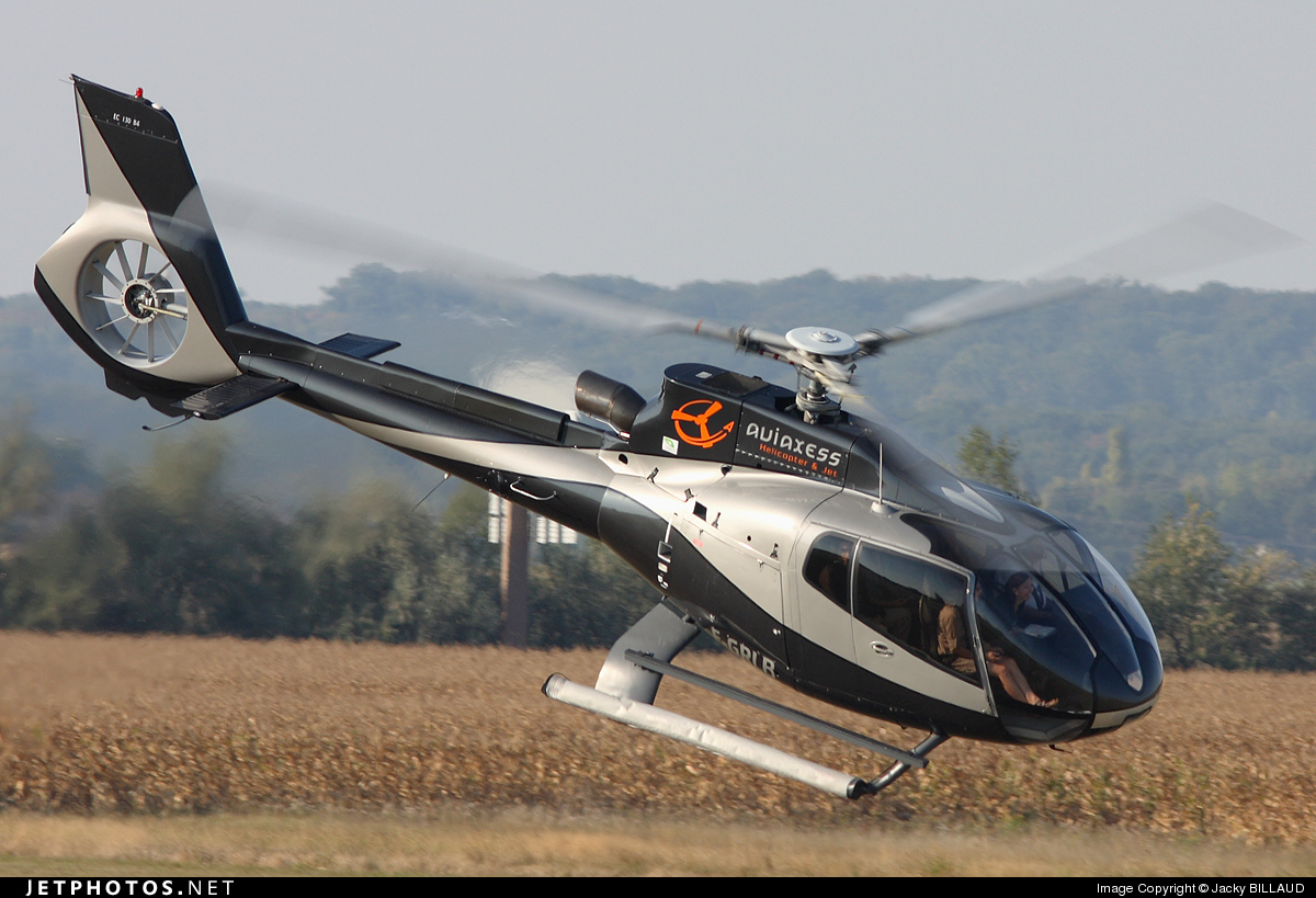 F-GRLB - Eurocopter EC 130B4 - Aviaxess