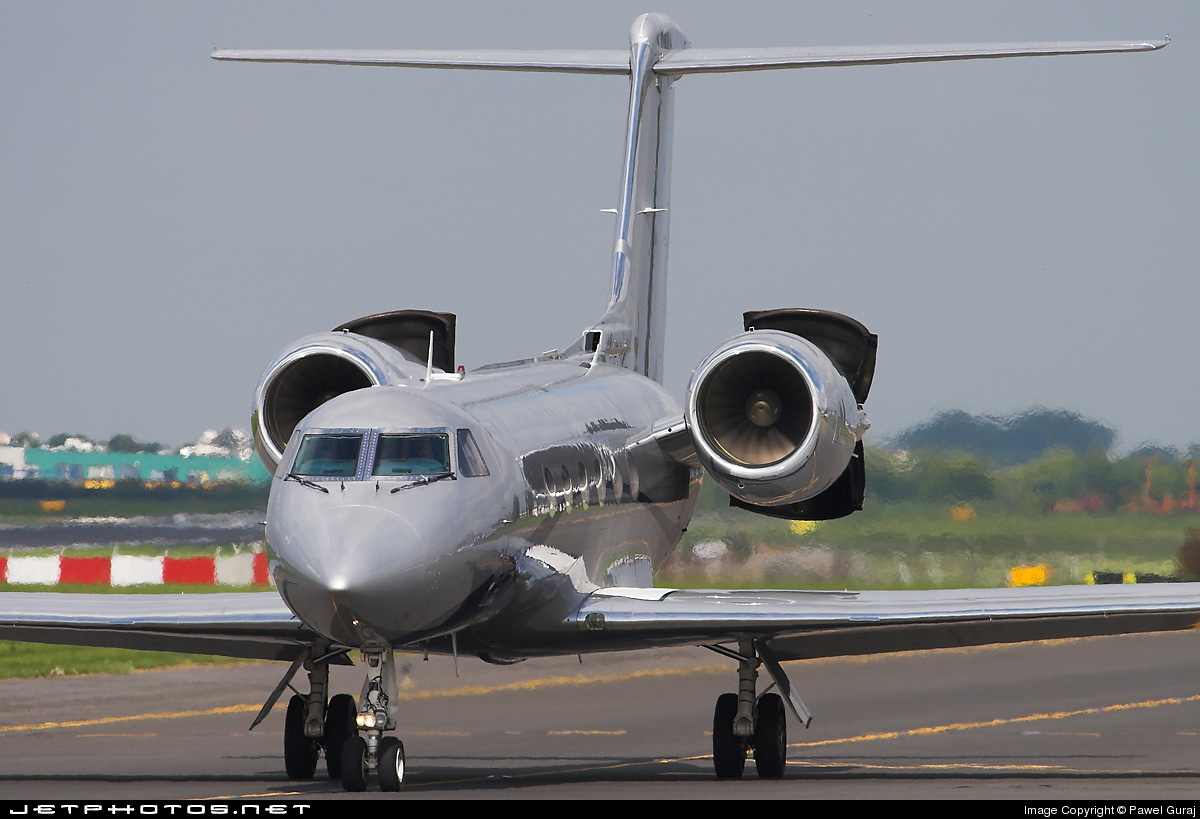D-AJGK - Gulfstream G-IV(SP) - Windrose Air