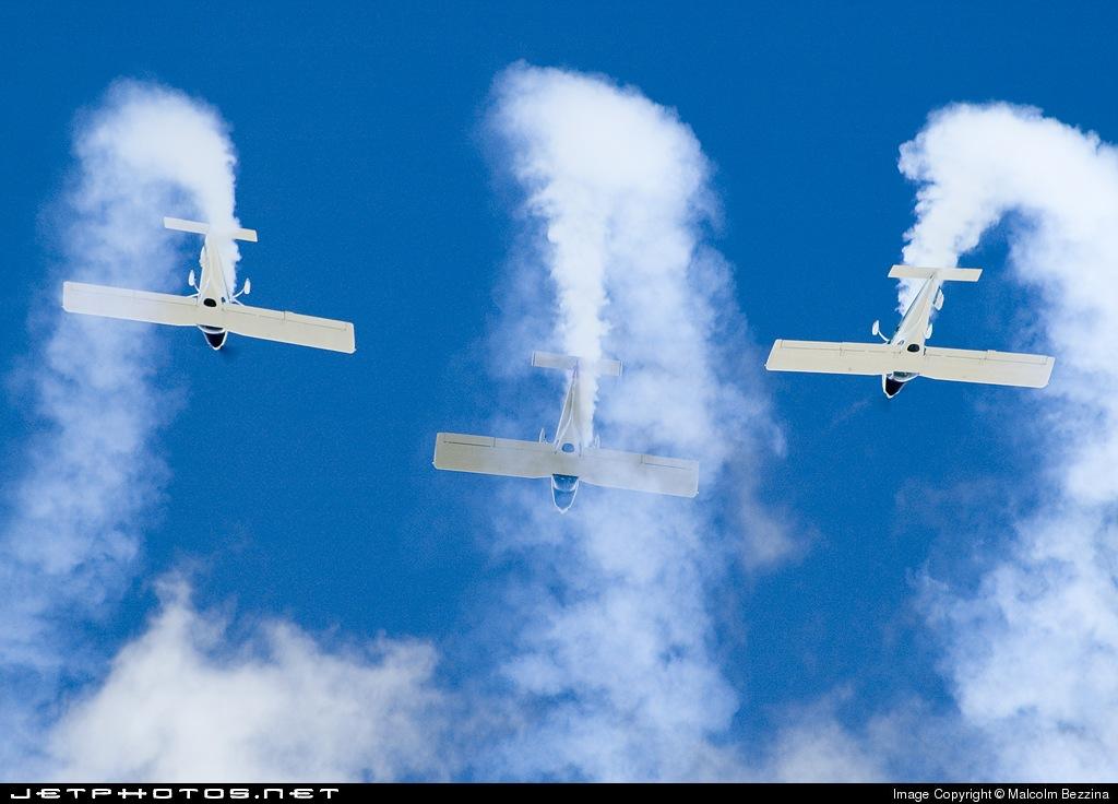 Tecnam P92 Echo Super | Vega ULM | Malcolm Bezzina | JetPhotos