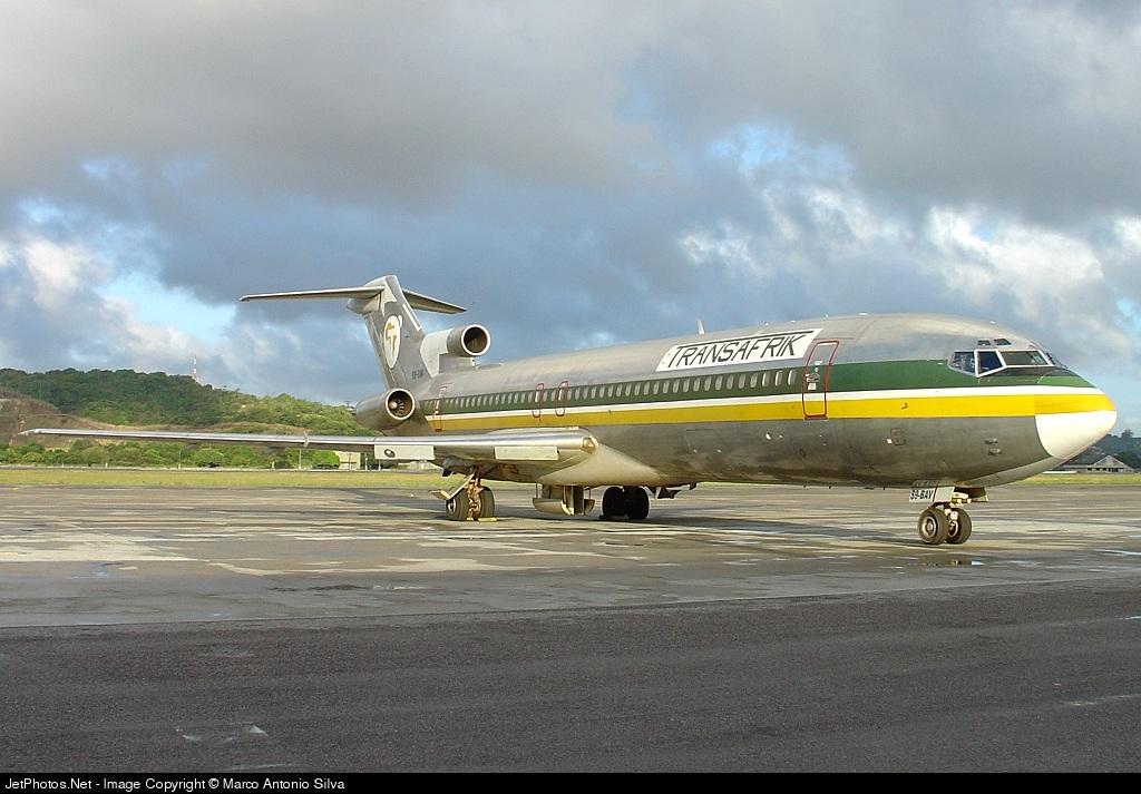 S9-BAV - Boeing 727-223(Adv) - Transafrik International