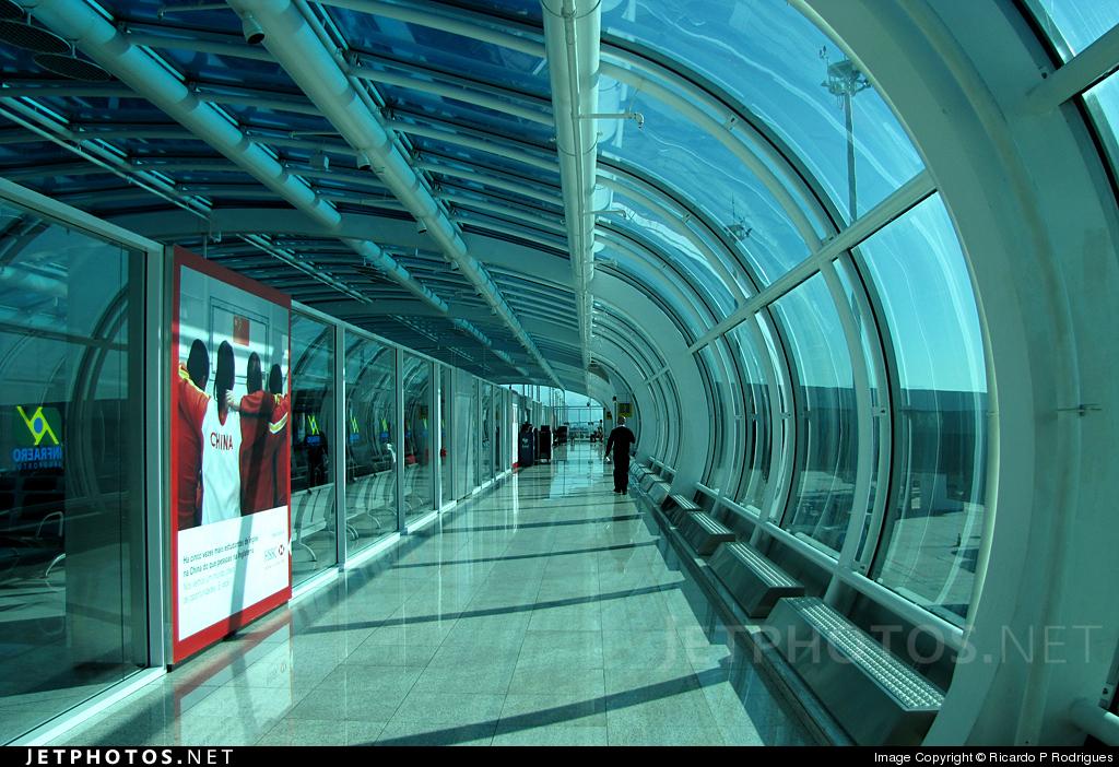 SBRJ - Airport - Terminal