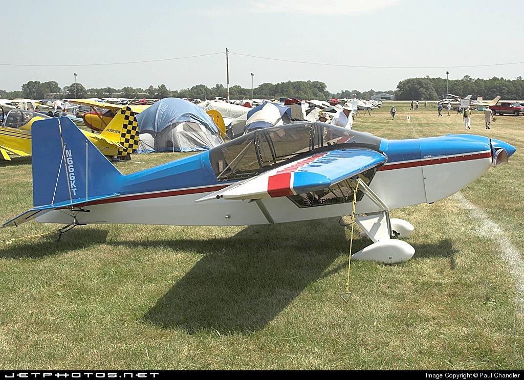 N666KT - Rans S-10 Sakota - Private