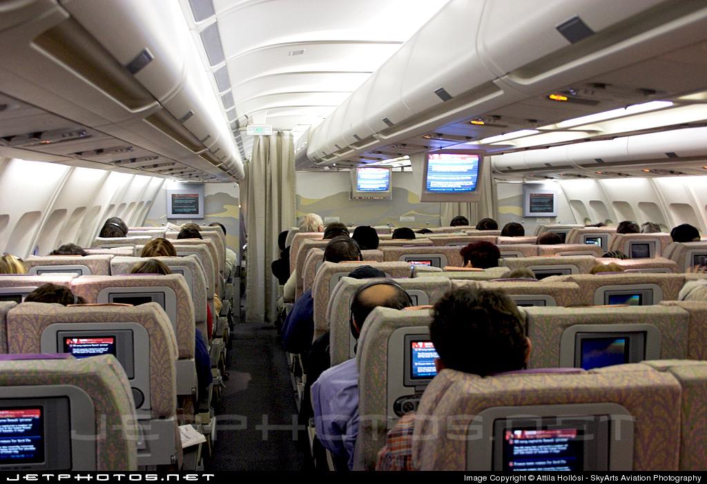 A6-EAO - Airbus A330-243 - Emirates