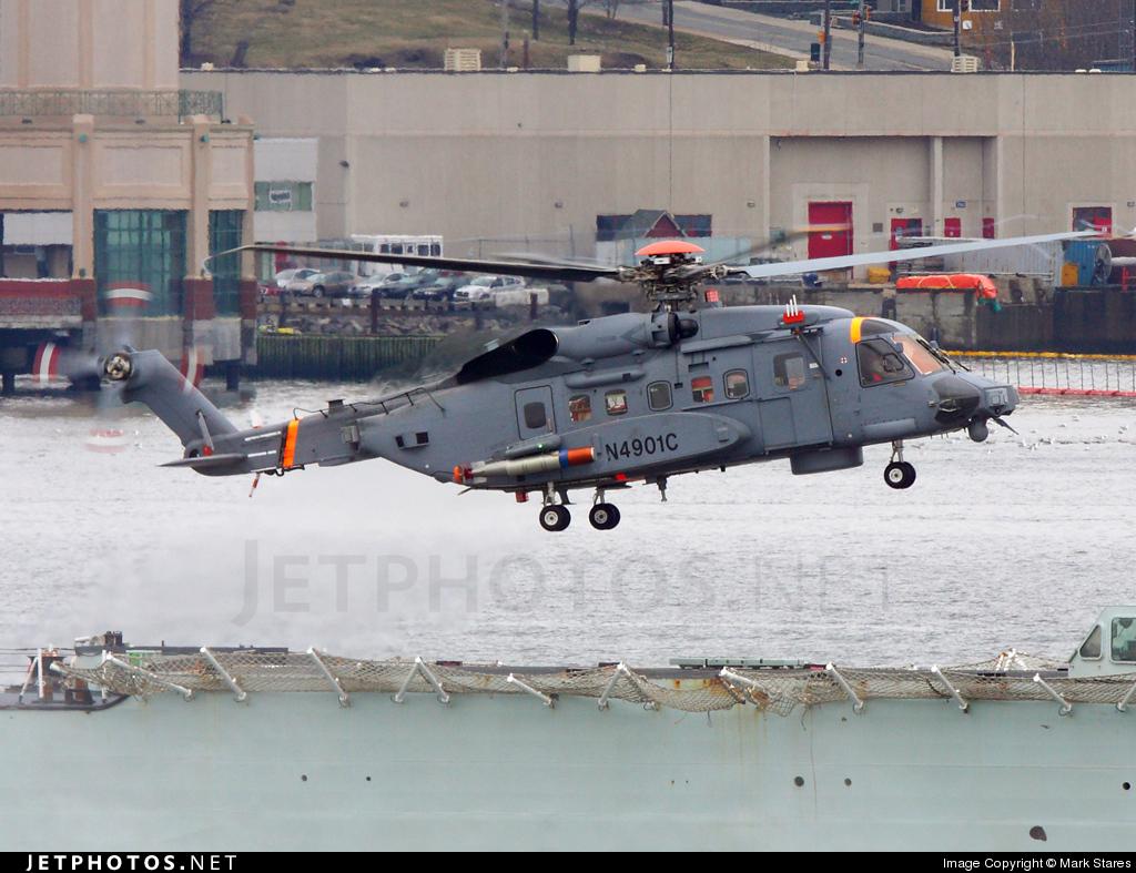 N4901C - Sikorsky CH-148 Cyclone - Sikorsky Aircraft