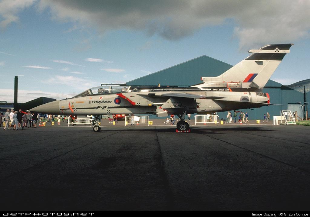 ZA267 - Panavia Tornado F.2 - United Kingdom - Royal Air Force (RAF)