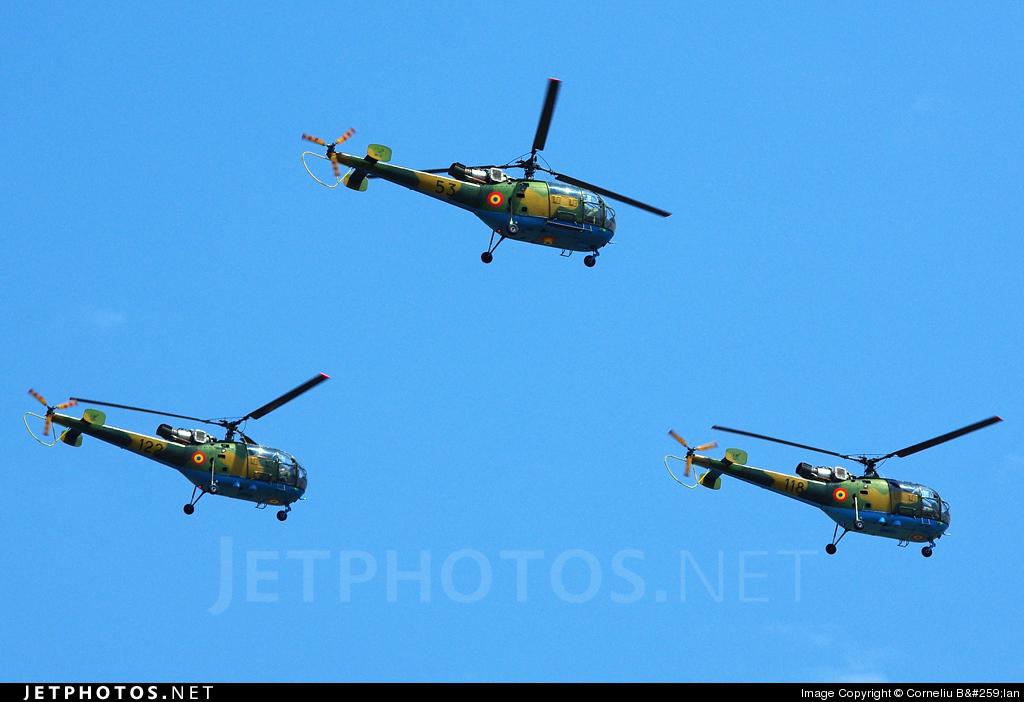 118 - IAR-316B - Romania - Air Force