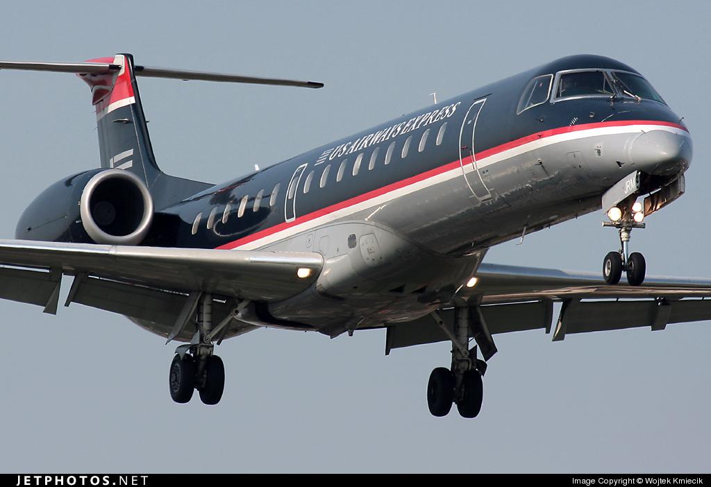 N280SK - Embraer ERJ-145LR - US Airways Express (Chautauqua Airlines)