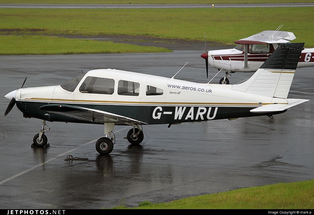 G-WARU - Piper PA-28-161 Warrior III - Private