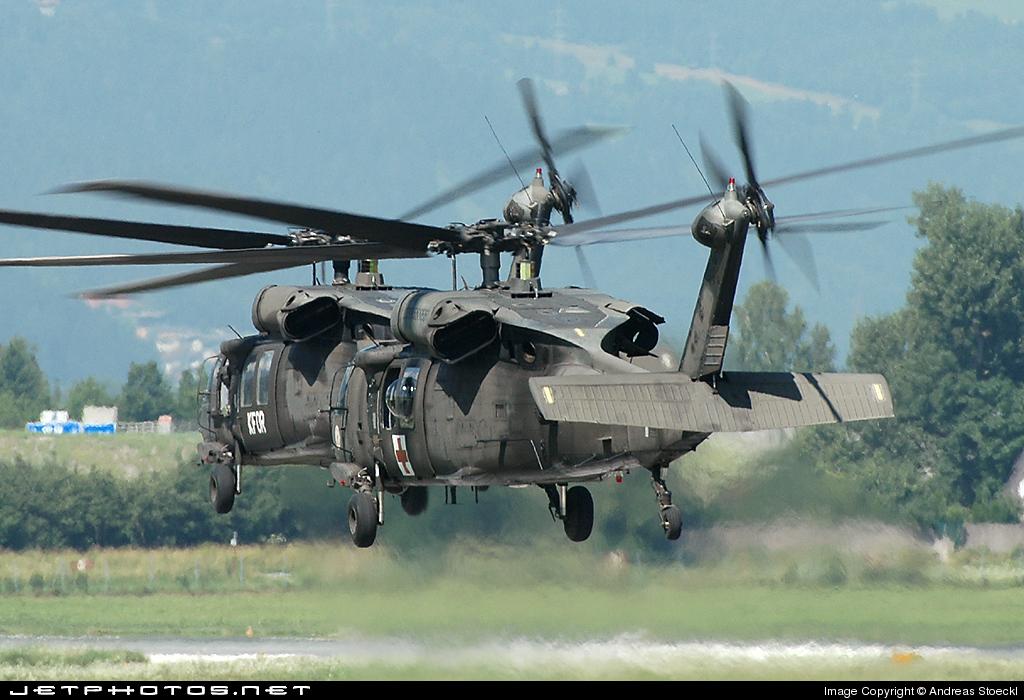 85-24388 - Sikorsky UH-60Q Blackhawk - United States - US Army