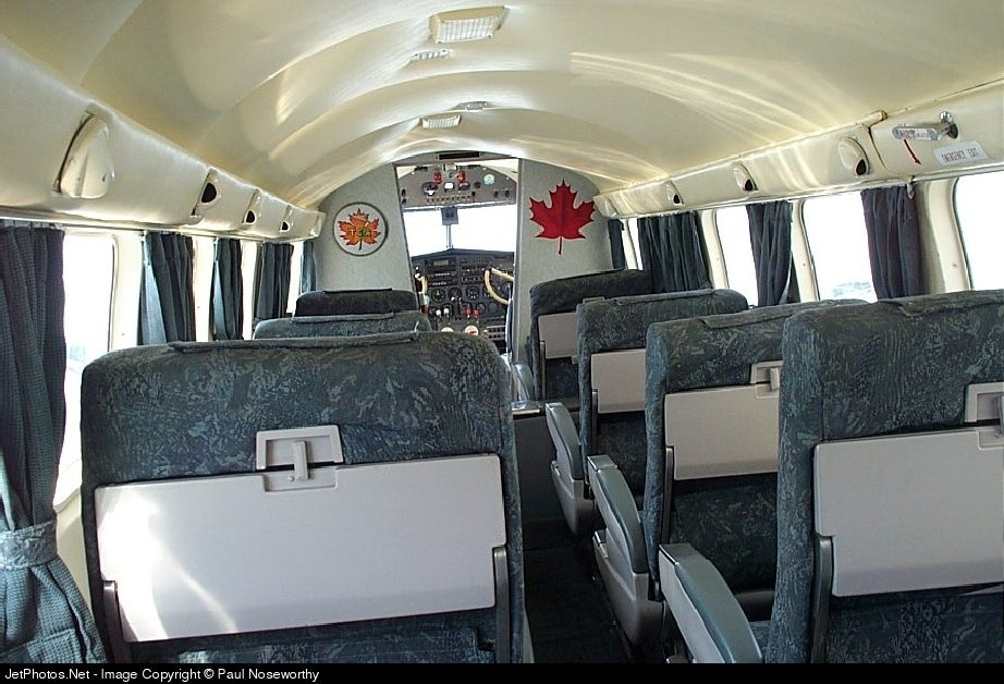 CF-TCC - Lockheed 10A Electra - Trans Canada Airlines (TCA)