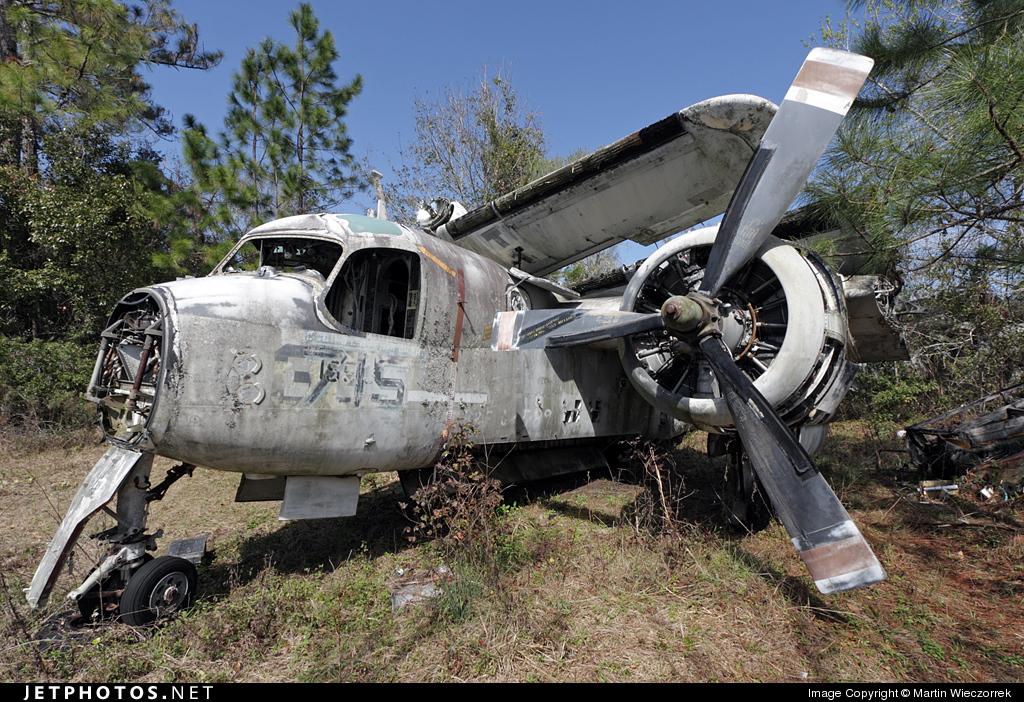 152335 - Grumman S-2G Tracker - Untitled
