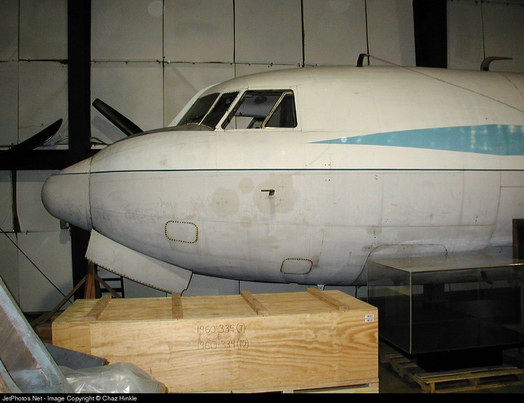 N240K - Convair CV-240 - Private