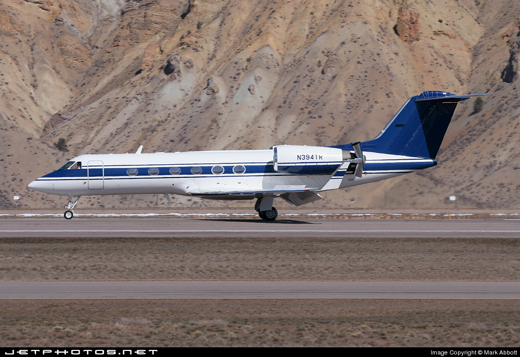 N394TR - Gulfstream G-IV(SP) - Private