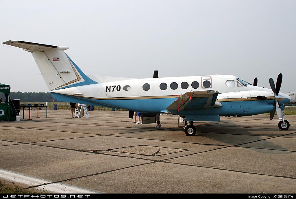 N70 - Beechcraft B300 King Air - United States - Federal Aviation Administration (FAA)