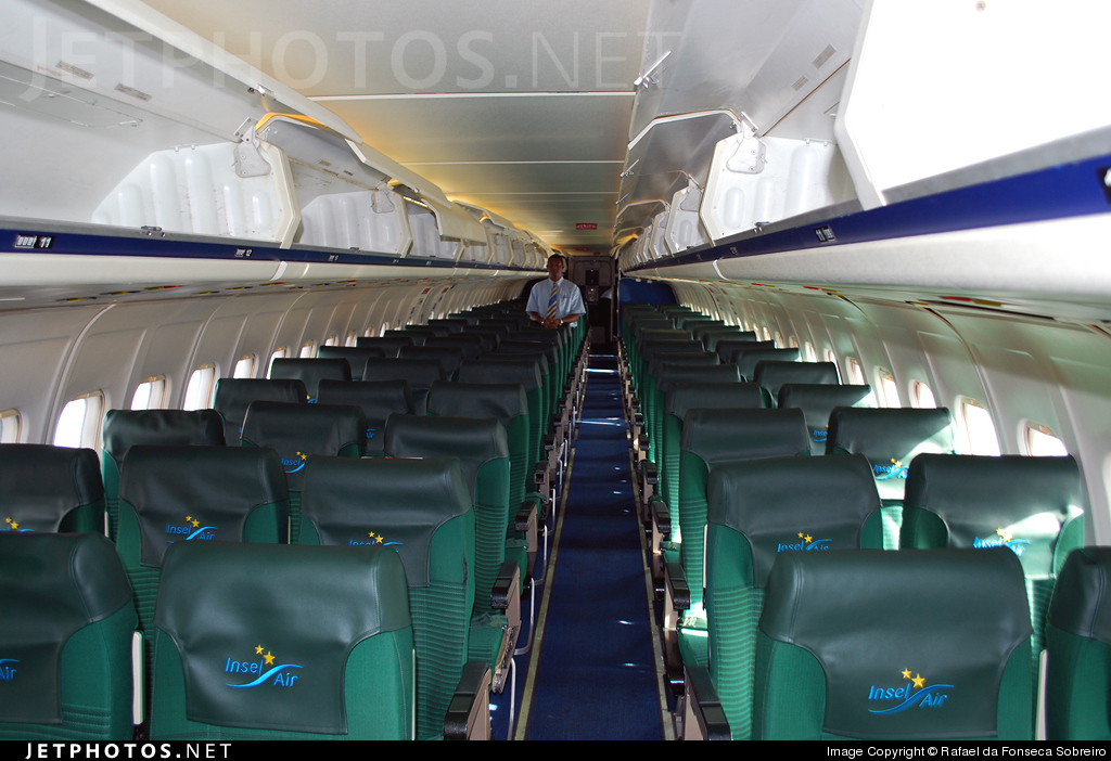 PJ-MDA | McDonnell Douglas MD-83 | Insel Air | cwbspotter