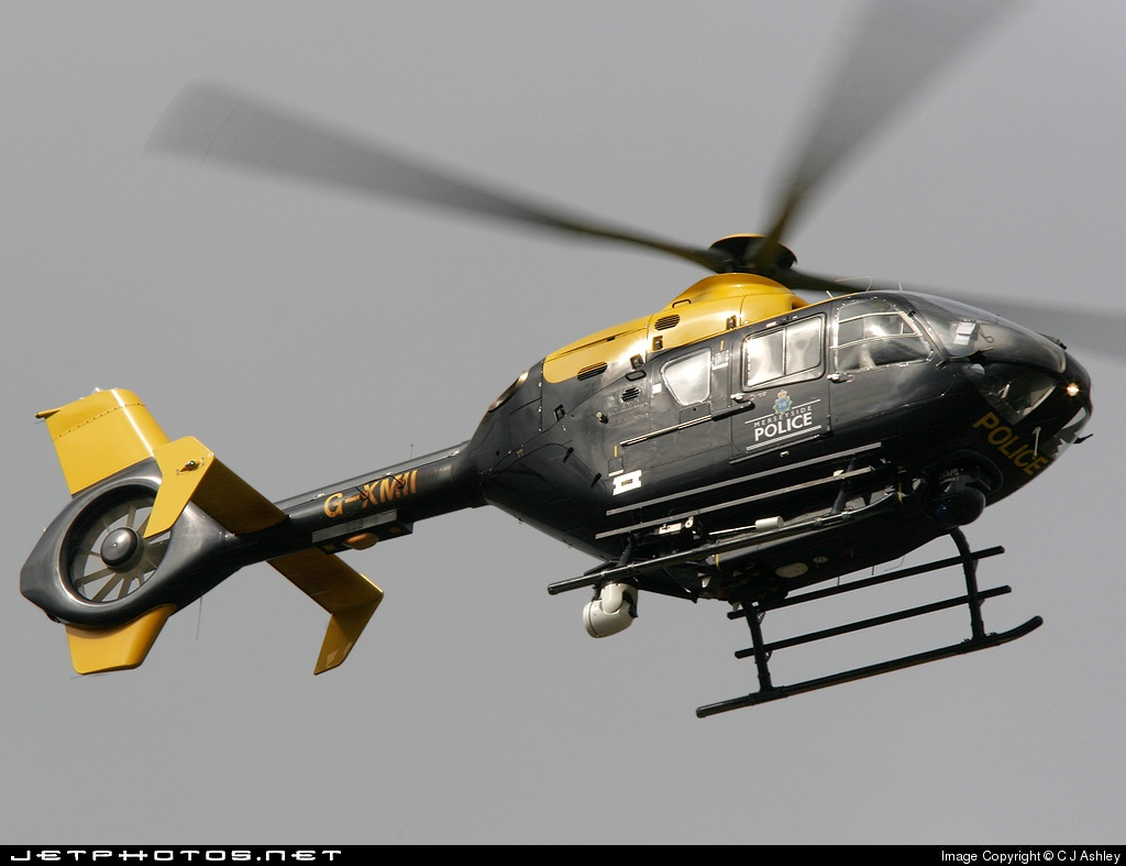 G-XMII - Eurocopter EC 135T1 - United Kingdom - Police