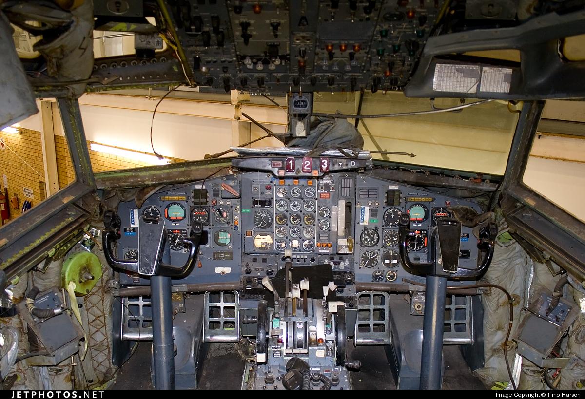 D2-ERI - Boeing 727-116C - Untitled