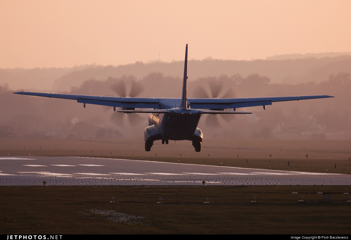 015 - CASA C-295M - Poland - Air Force