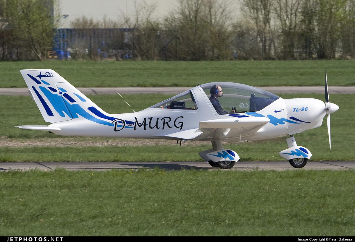 D-MURG - TL Ultralight TL-96 Star - Private