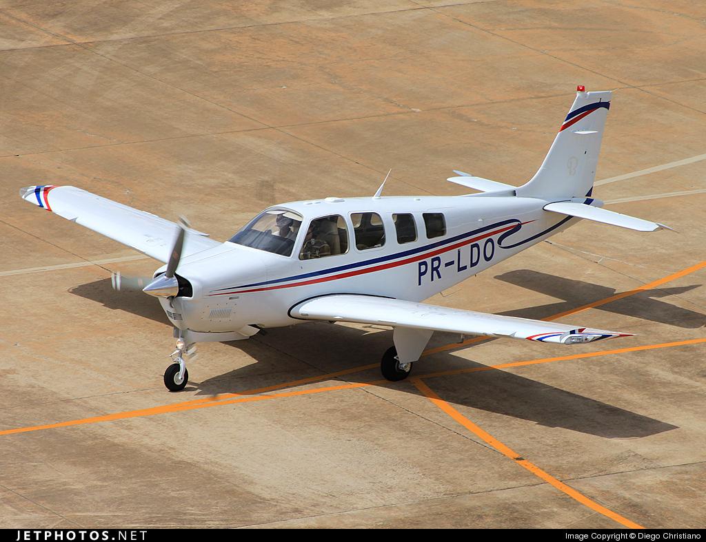 PR-LDO - Beechcraft G36 Bonanza - Private