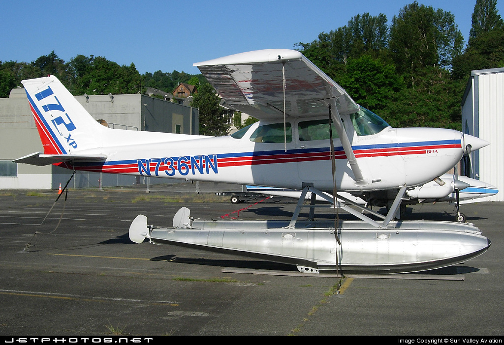 N736NN - Cessna R172K Hawk XP II - BEFA - Boeing Employees Flying Association