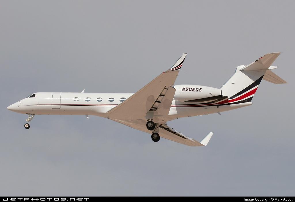 N502QS - Gulfstream G-V - NetJets Aviation