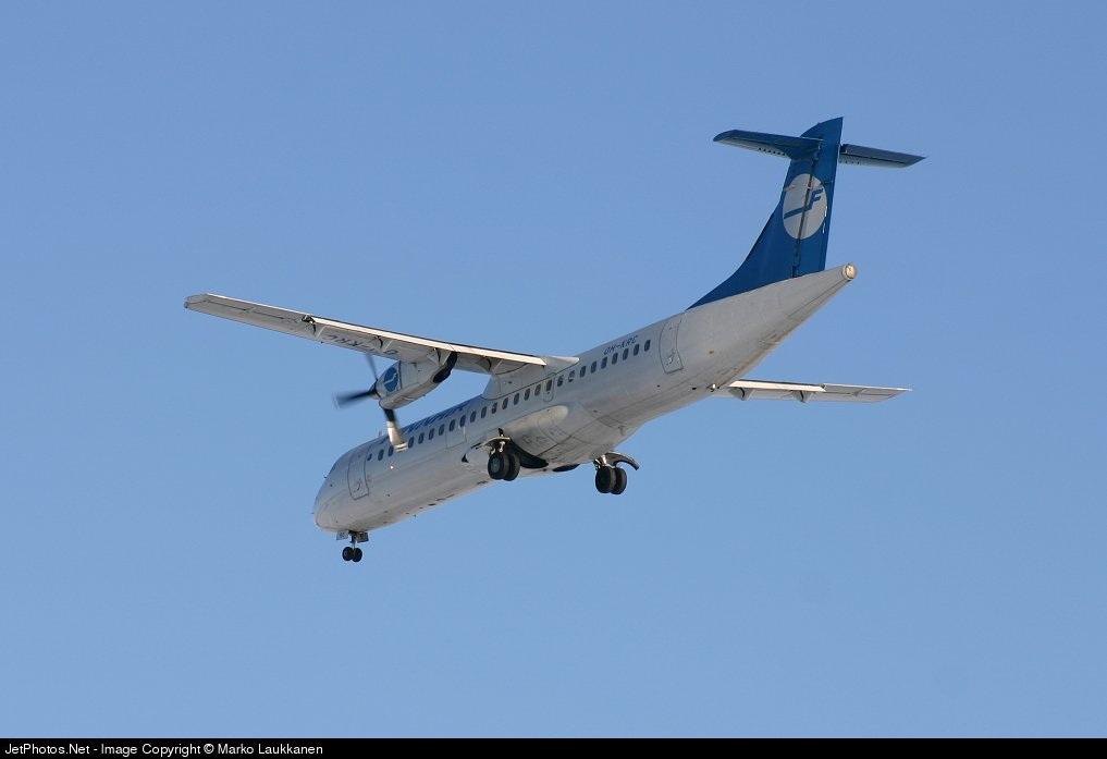 OH-KRC - ATR 72-200 - Finnair