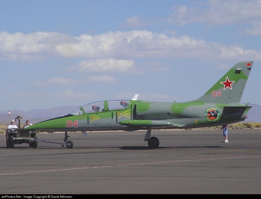 N239BB - Aero L39C Albatross - Private