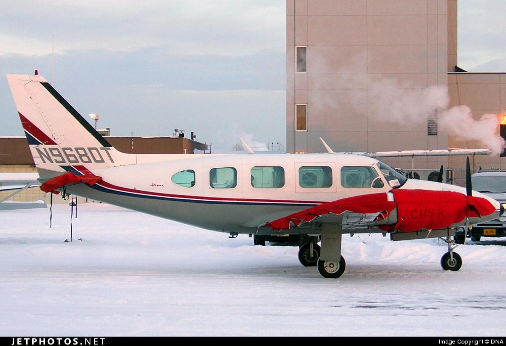 N9680T - Piper PA-31-310 Navajo - Private