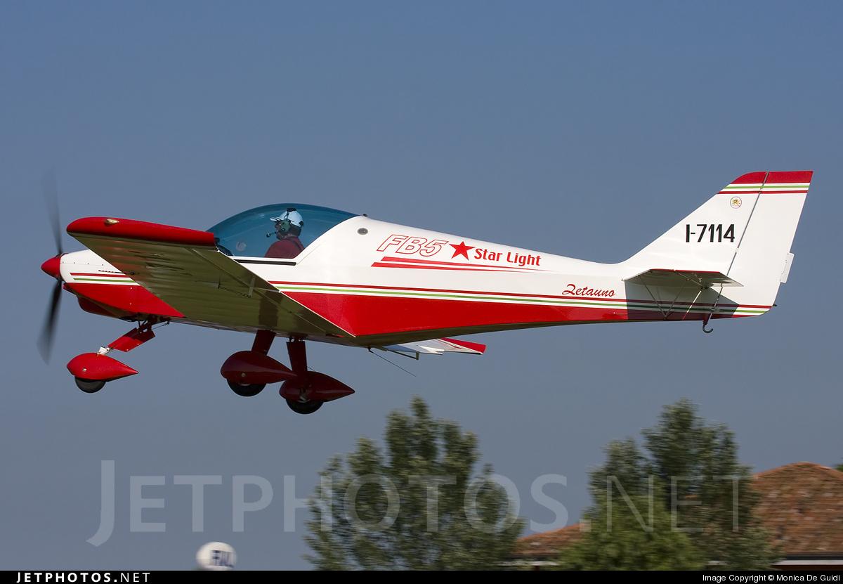 I-7114 - Eurofly FB5 Star Light - Private