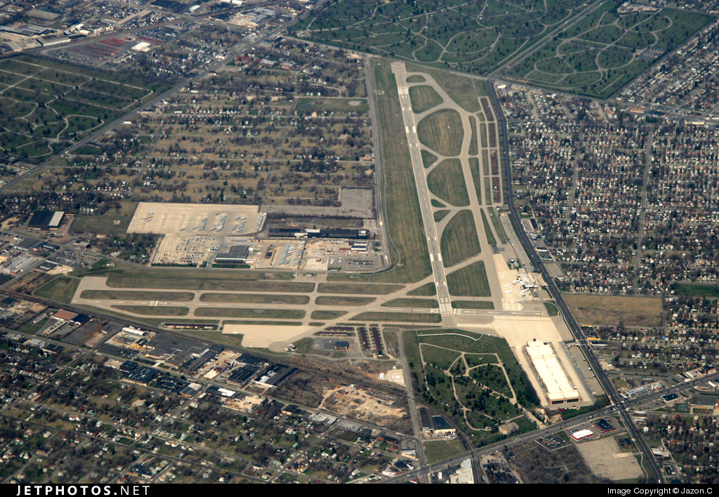 KDET - Airport - Airport Overview