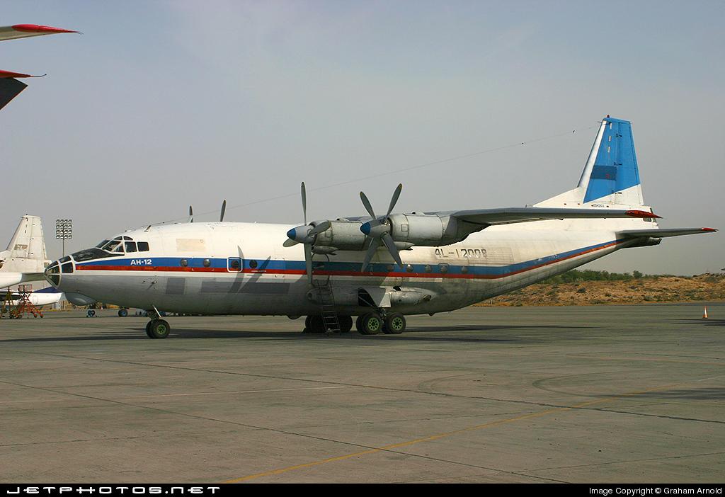 4L-12008 - Antonov An-12BP - Aero Freight Partner